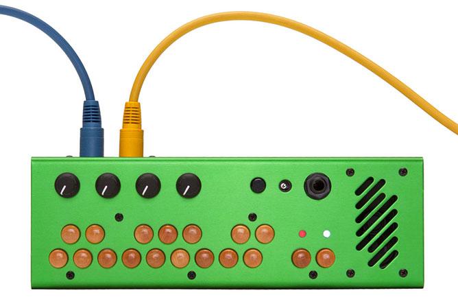 Critter & Guitari Pocket Piano MIDI - Green