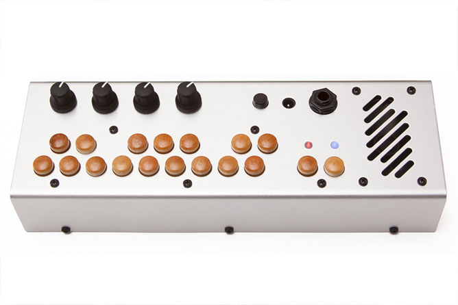 Critter & Guitari Pocket Piano - Silver