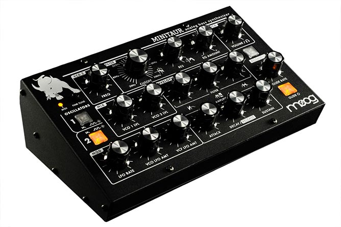 Moog Minitaur - Analog Bass Synthesizer