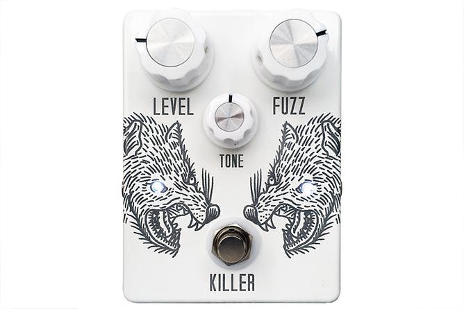 TOMKAT Pedals - Killer Fuzz