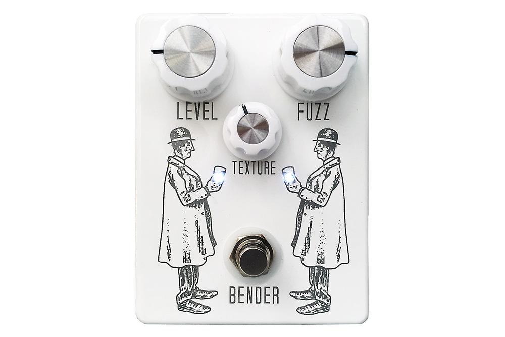 TOMKAT Pedals - Bender Fuzz