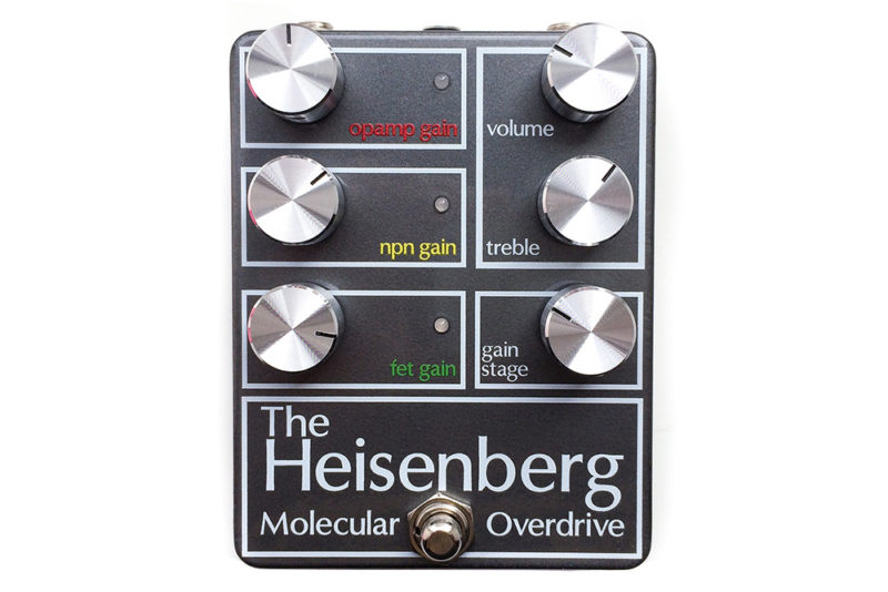 Dr. Scientist – The Heisenberg Molecular Overdrive