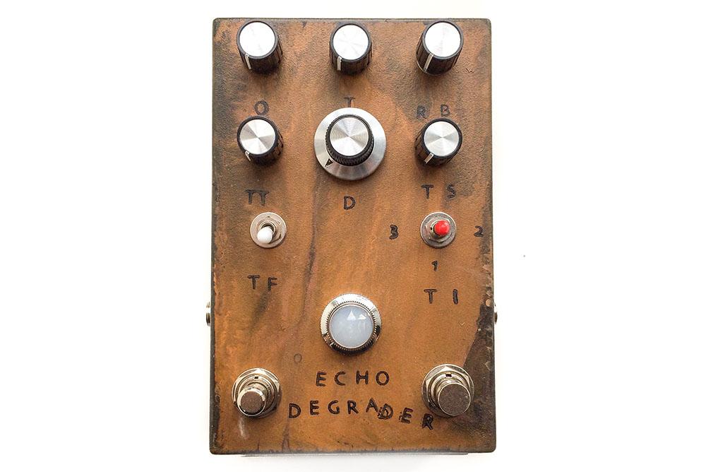 Industrialectric - Echo Degrader