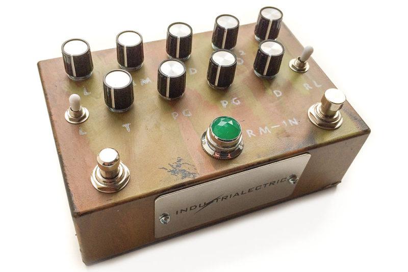 Industrialectric RM-1N reverb