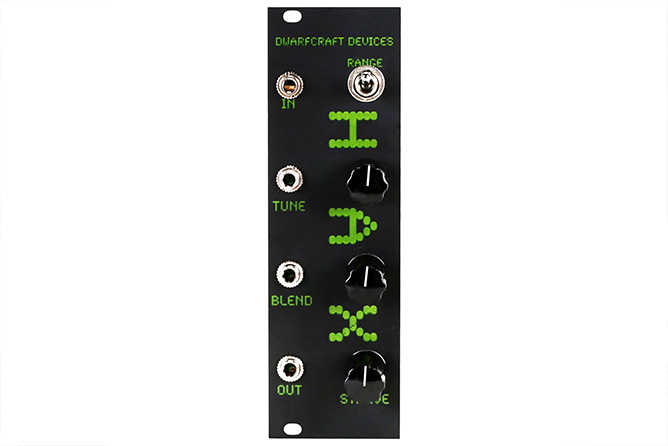 Dwarfcraft Devices HAX Eurorack Module