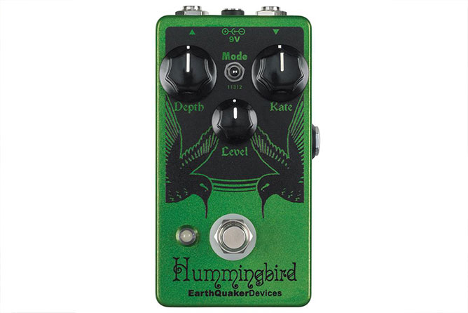 EarthQuaker Devices Hummingbird V3