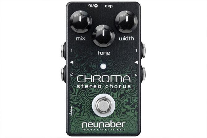 Neunaber Chroma Stereo Chorus Pedal v2