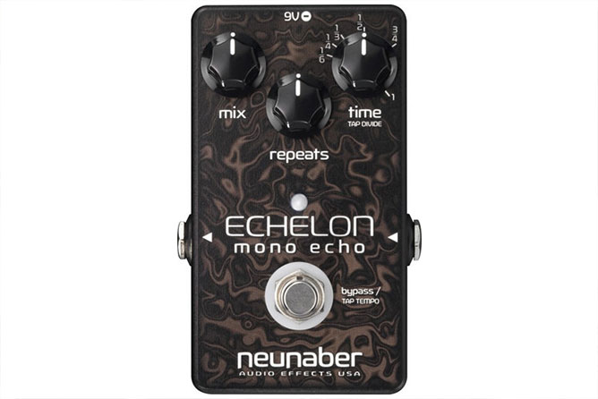 Neunaber Echelon Mono Echo Pedal