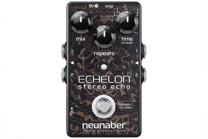 Neunaber Echelon Stereo Echo Pedal v2