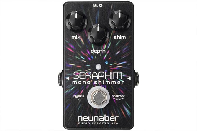 Neunaber Seraphim Mono Shimmer Pedal
