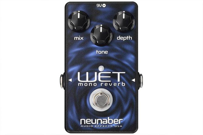 Neunaber Wet Mono Reverb Pedal v4