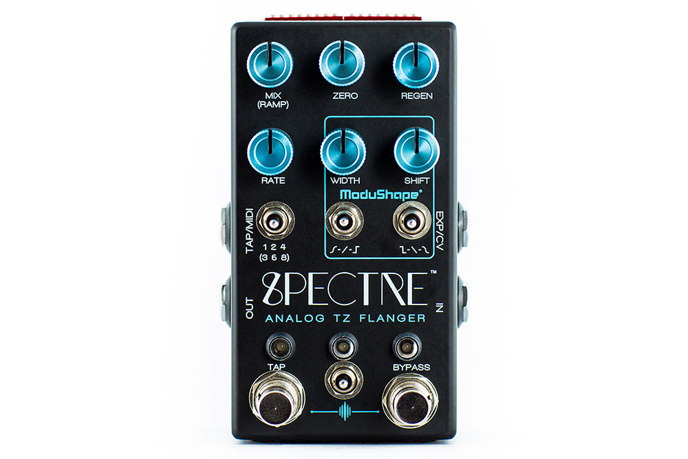 Chase Bliss Audio Spectre Blue Knob Mod