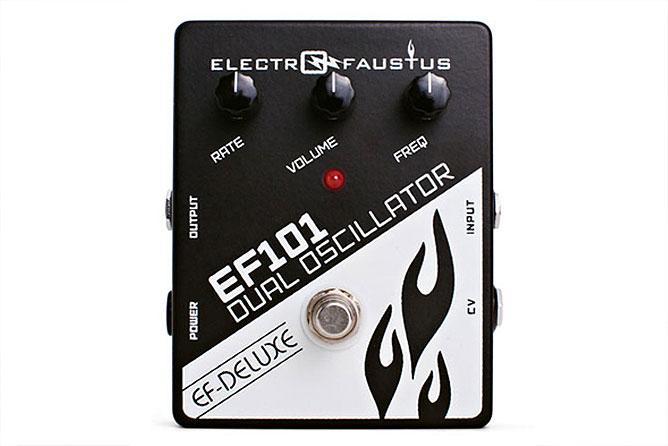 Electro-Faustus EF101D Dual Oscillator Deluxe