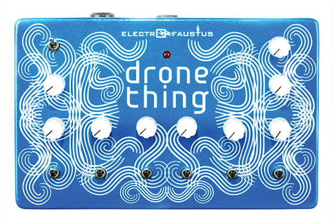Electro-Faustus EF109 Drone Thing