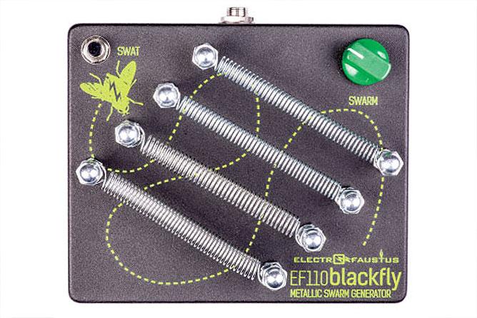 Electro-Faustus EF110 Blackfly