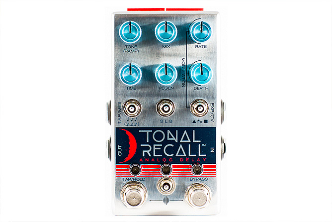 Chase Bliss Audio - Tonal Recall: Analog Delay