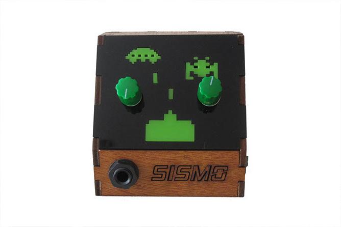 Sismo APC - Atari Punk Console