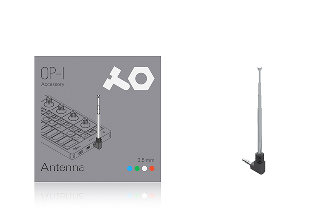 teenage engineering fm antenna