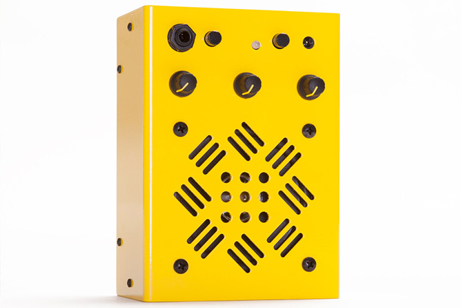 Critter & Guitari Terz Amplifier - Yellow