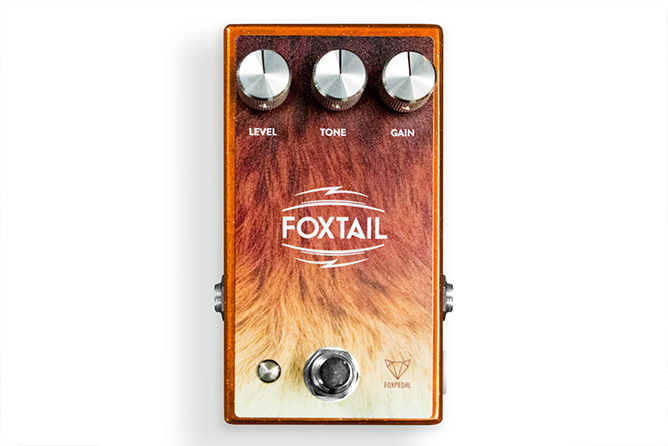Foxpedal Foxtail Overdrive