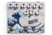 Foxpedal The Wave - Dual Delay / Reverb / Modulation