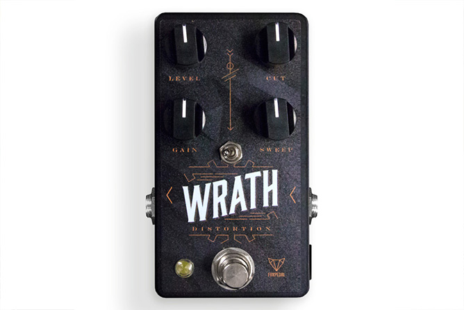 Foxpedal Wrath Distortion