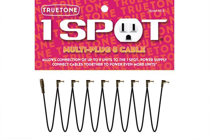 1 SPOT Multi-Plug 8 Cable