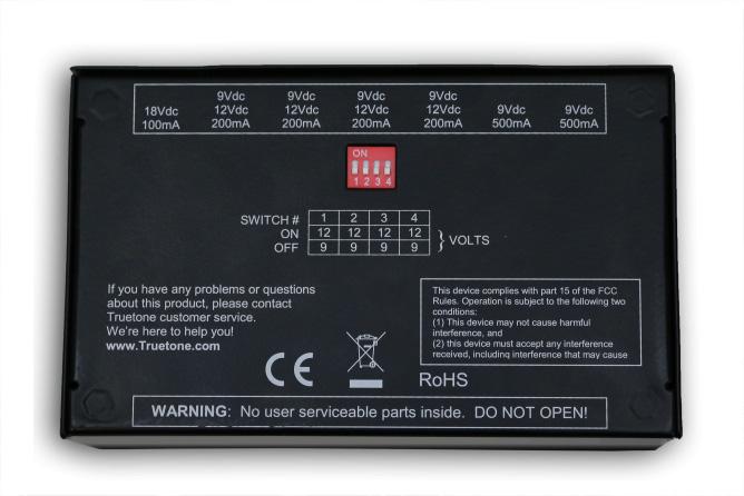 1 SPOT PRO CS7 Power Supply EU