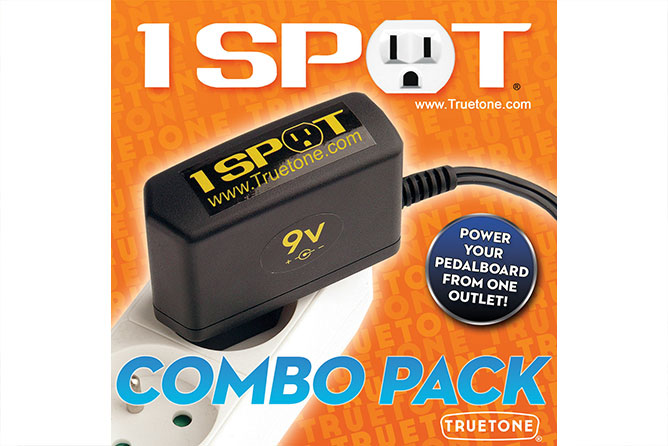 1 SPOT Power Supply Combo Pack EU