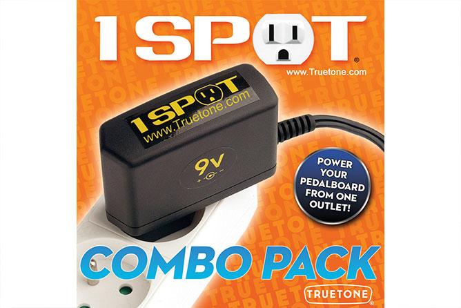 1 SPOT Power Supply Combo Pack EU