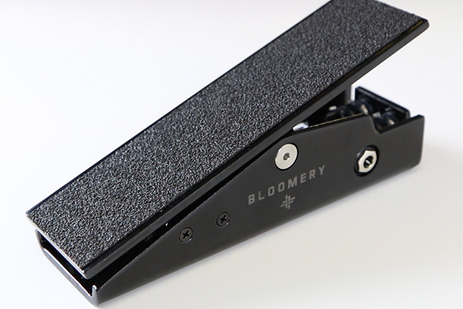 Tapestry Audio Bloomery Volume Pedal - Black