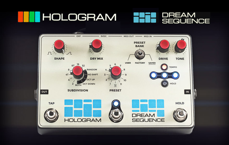 Hologram Electronics Dream Sequence