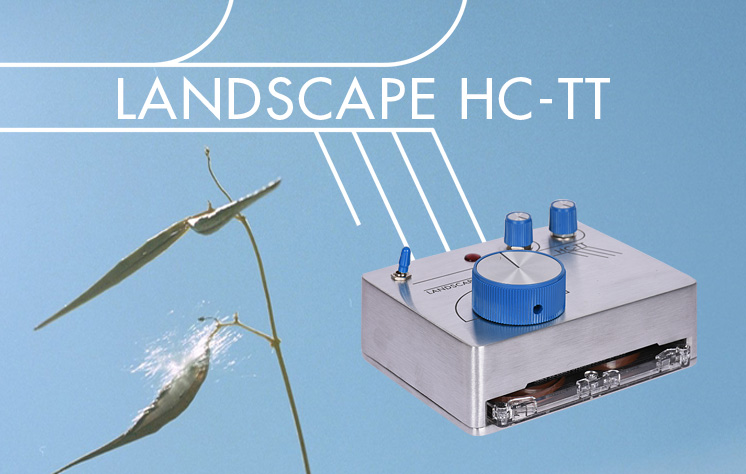 Landscape HC-TT Human Controlled Tape Transport