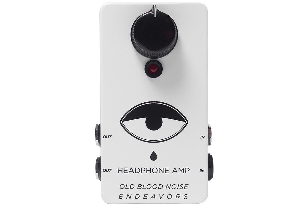Old Blood Noise Endeavors Headphone Amp