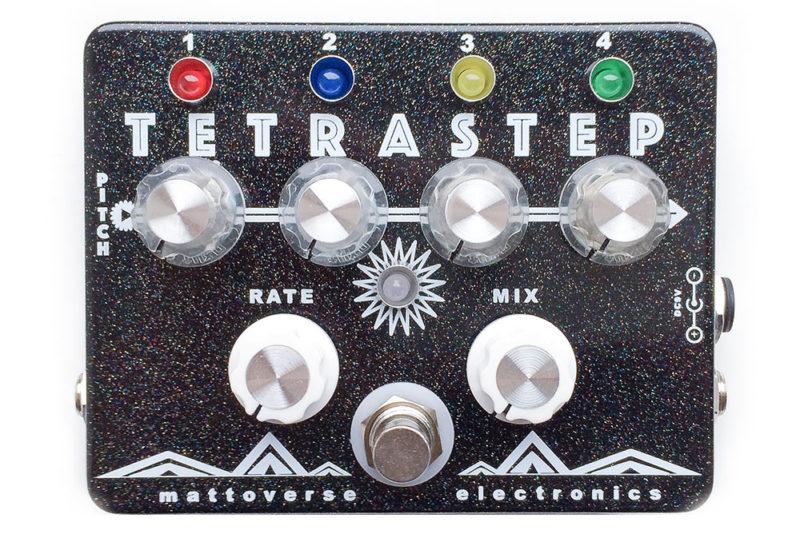 Mattoverse Electronics Tetrastep