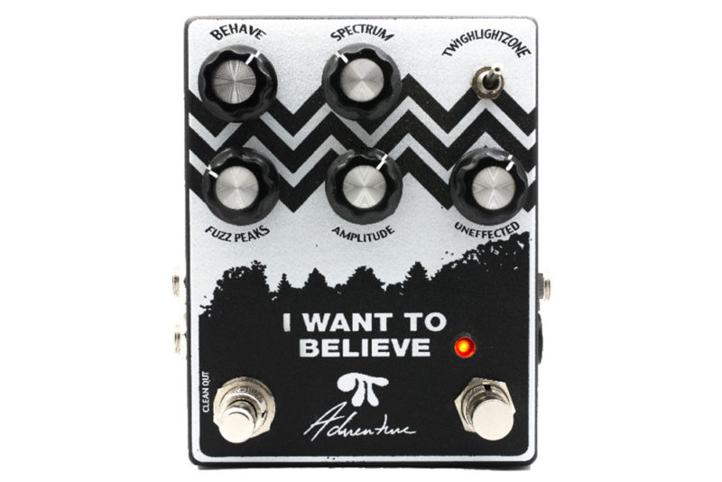 Adventure Audio Fuzz Peaks
