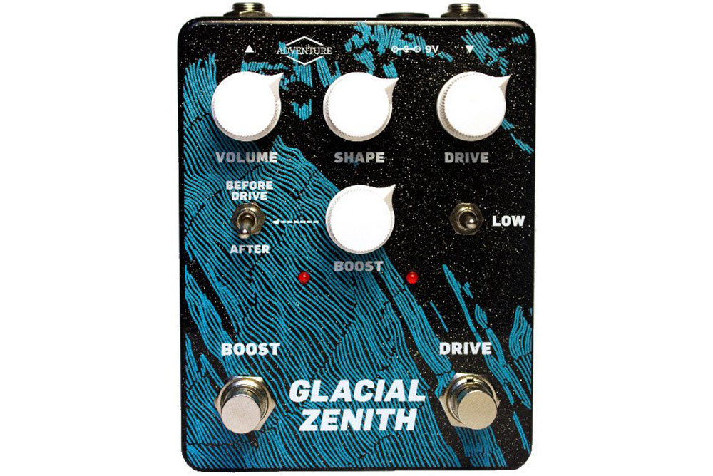 Adventure Audio Glacial Zenith
