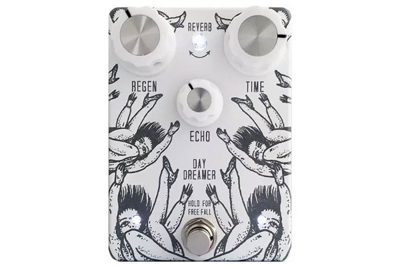 TOMKAT Pedals Day Dreamer Echo-Reverb