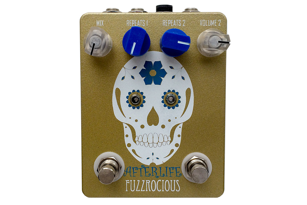 Fuzzrocious Pedals Afterlife