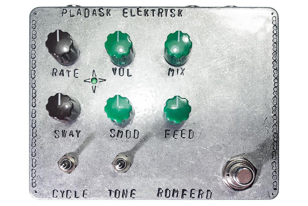 Pladask Elektrisk ROMFERD - Ambiance/Modulator
