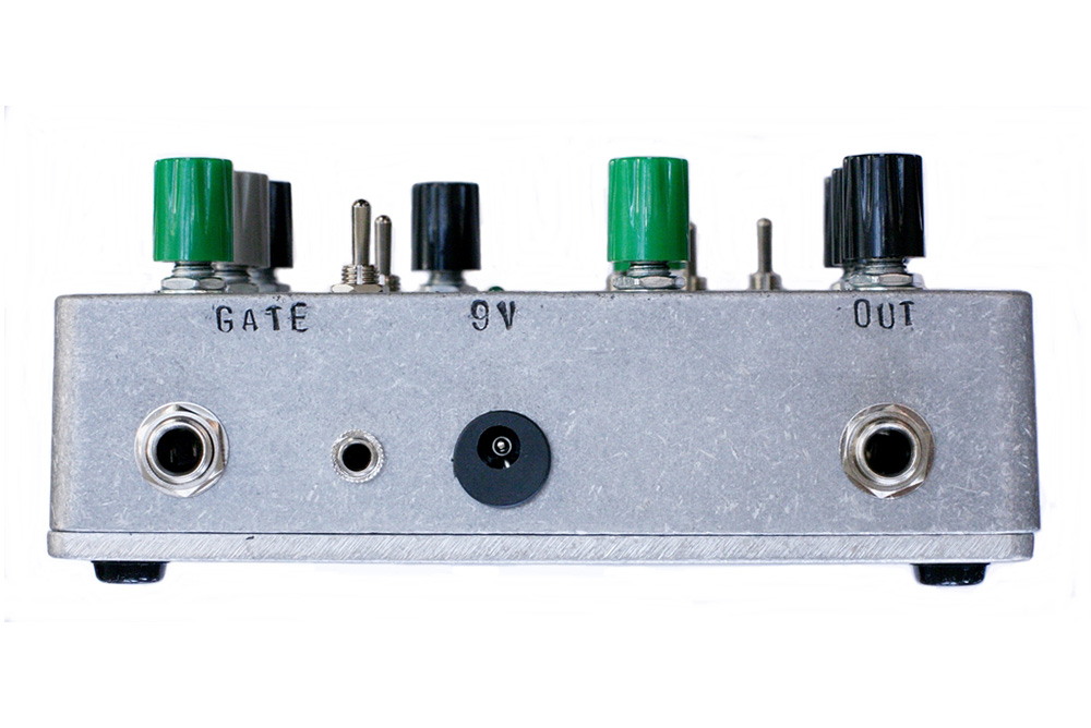 Pladask Elektrisk VORTEX - Noise Synth