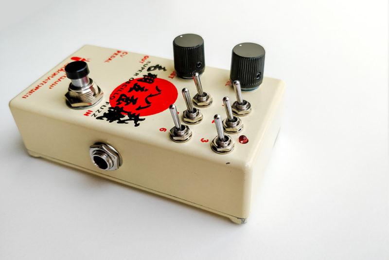 Lastgasp Art Laboratories – Super Oscillo Fuzz 88 - B-stock/Demo
