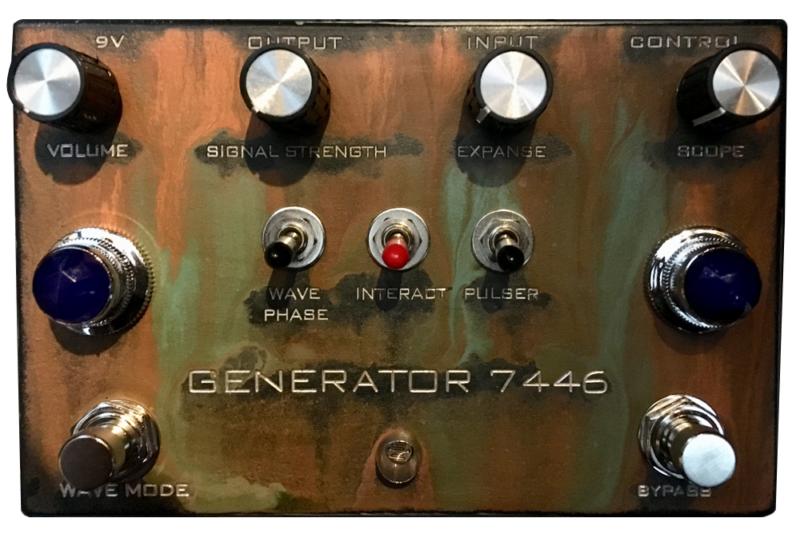 Industrialectric Generator 7446